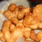Croc Bites - fried crocodile tail meat