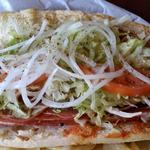 One of the most popular sandwiches has to be the Atlantic City Italian Sub.  It has Genoa Salami, Cotta Salami, & Capicola.