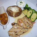 "Garlic Herb Chicken from a restaurant called ""The Commodore"" in Key West, FL. Submitted by Belinda Bishop"